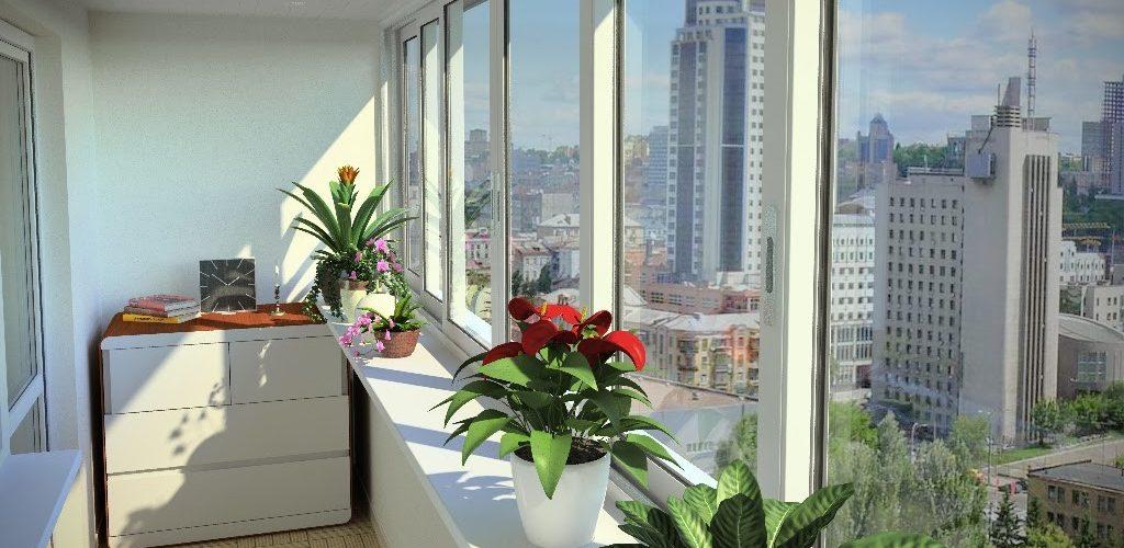 Раздвижные балконы: как разумно экономить пространство