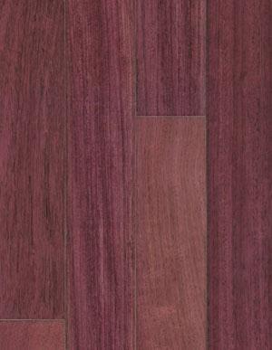Массивная доска Mercier Амарант (Пурпурное сердце)