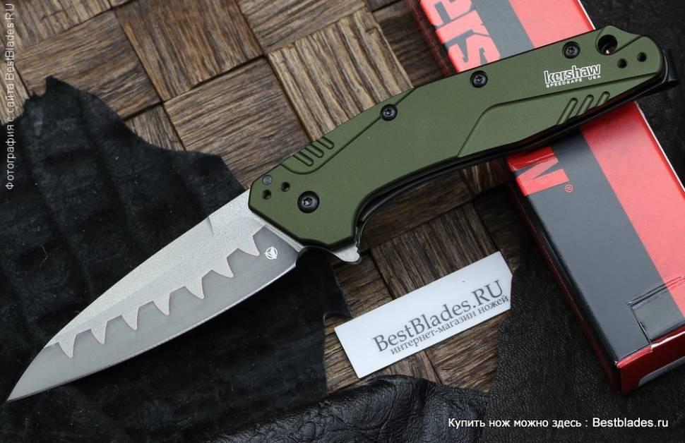 Обзор магазина ножей