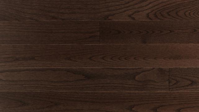 Массивная доска Mercier Белый ясень Темно-коричневый (Toast Brown)