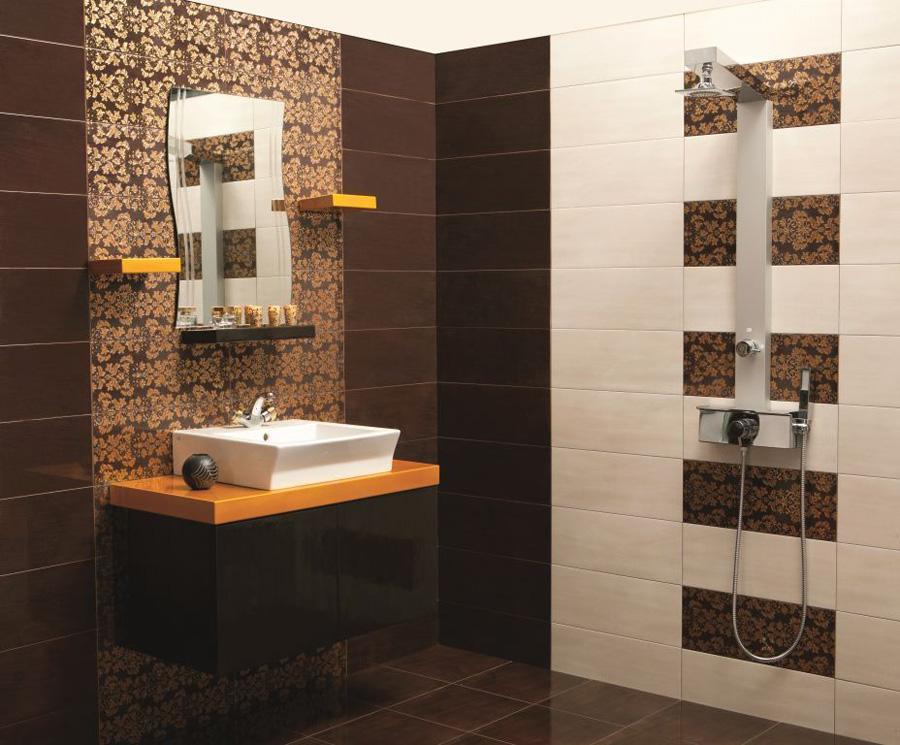 Керамическая плитка для ванной комнаты: важные аспекты