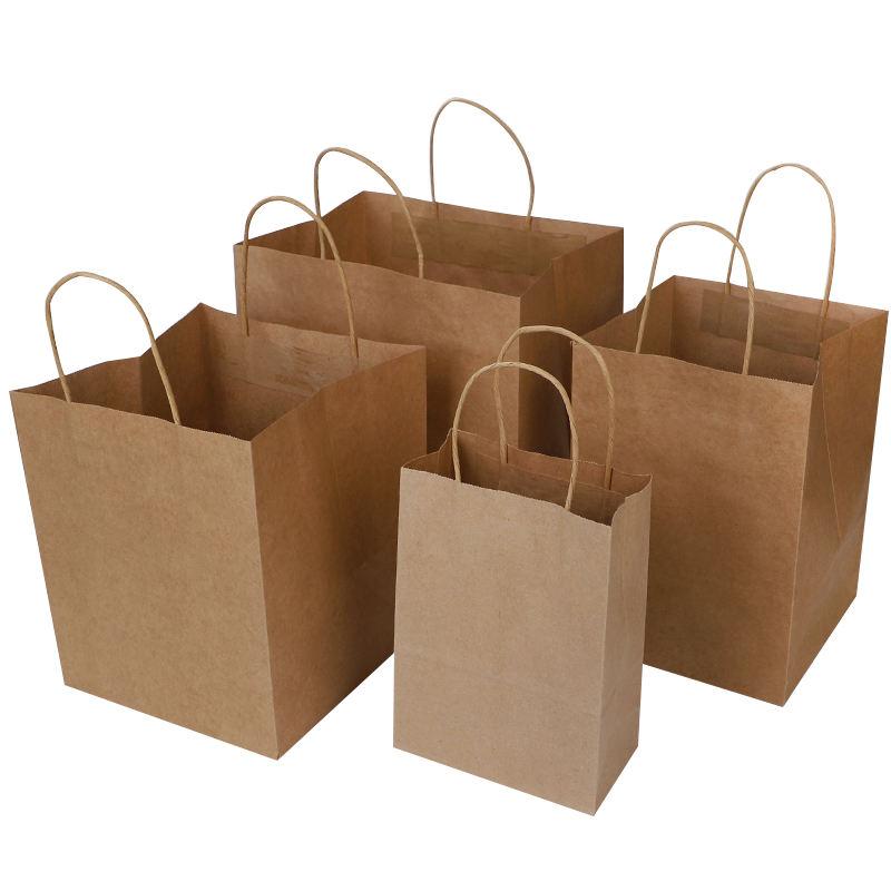 Преимущества и сфера применения крафт-пакетов